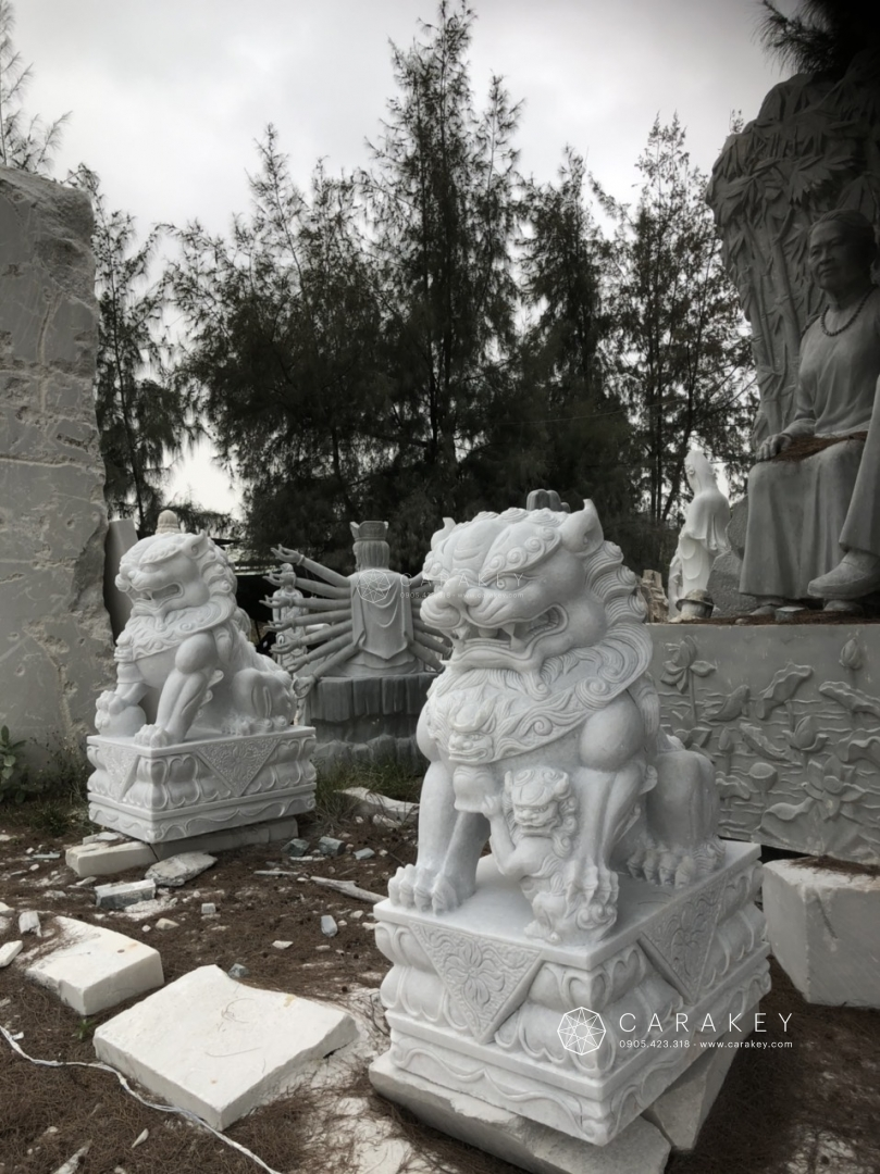 Tượng kỳ lân đá trắng non nước, tượng đá phong thủy, tượng linh vật phong thủy bằng đá, tượng rồng đá phong thủy, tượng phật phong thủy đá, tượng phật đá phong thủy, tượng phật bà quan âm bằng đá thạch anh, tượng phật bằng đá thạch anh, tượng di lặc đá thạch anh