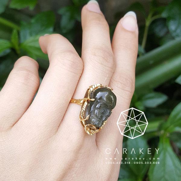 Tỳ hưu thạch anh tóc xanh vàng 18k, nhẫn đá, nhẫn đá quý, nhẫn cẩm thạch, nhẫn đá ruby, nhẫn đá thạch anh, nhẫn đính đá, nhẫn mặt đá, nhẫn mã não, nhẫn thạch anh, nhẫn bạc đính đá, nhẫn vàng đính đá, nhẫn bằng đá, nhẫn vàng đá quý, nhẫn đá phong thủy, nhẫn bạc đá quý, nhẫn đá quý phong thủy, nhẫn hạt đá