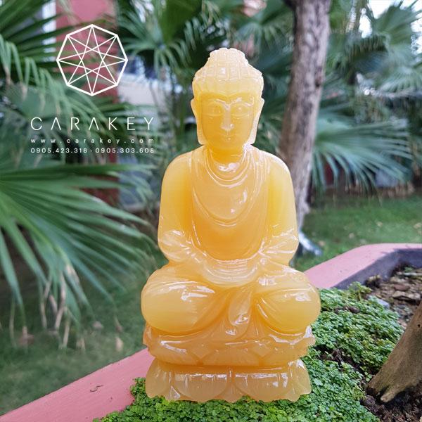 Phật đá ngọc hoàng long